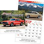 Street Thunder Wall Calendars